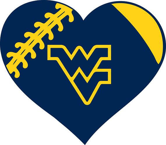 Pin by Etsy on Products in 2019 | Mountaineers football, Wvu