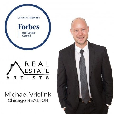Elegant Michael Vrielink Accepted Into Forbes Real Estate Council