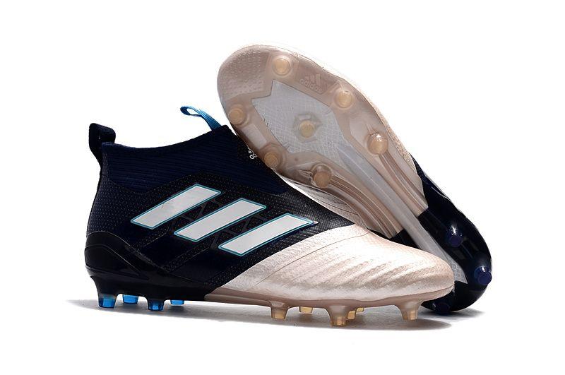 los angeles 209bd a7e84 New Adidas ACE Boots , Collegiate Navy White Vapou pink ...