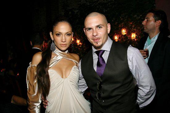 Pitbull rapper wife