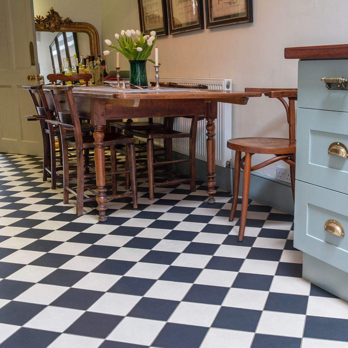 ennerdale 150 victorian floor tiles  kitchen flooring