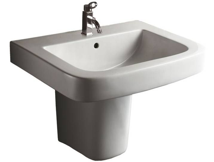 Eago Waschbecken Bd101 2e Mit Halbsaule Sink Home Decor Decor