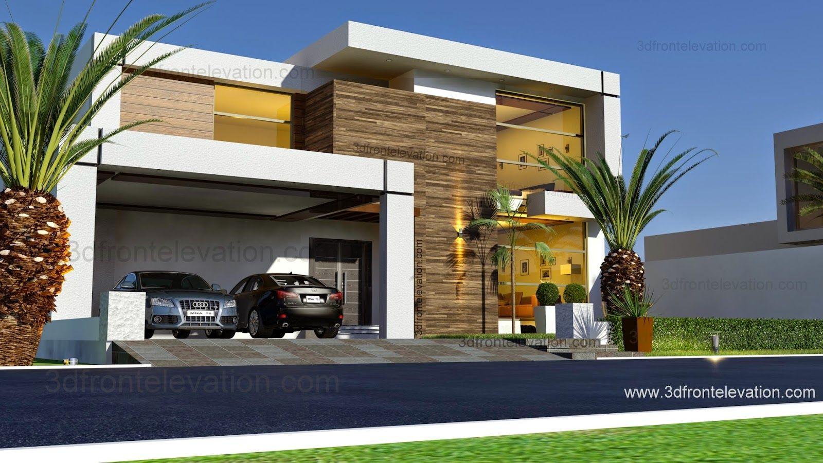 Contemporary house design 2016