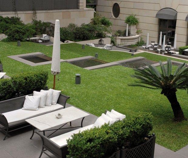Paisajismo jardin ideas arquitectura palacio duhau for Ideas paisajismo jardines