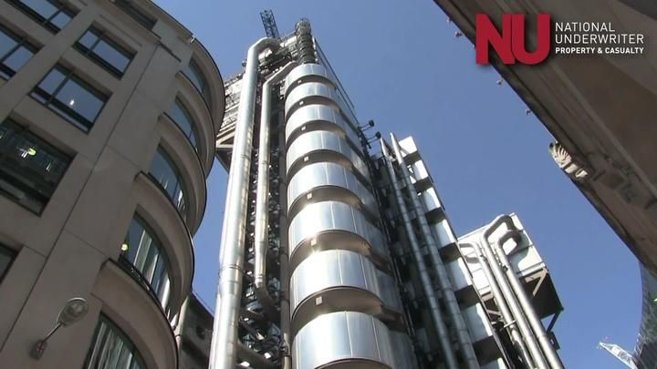 Video Thumbnail For Inside Lloyd S Of London Part One John Nelson And The Lloyd S Building Building Lloyd S Of London Lloyd