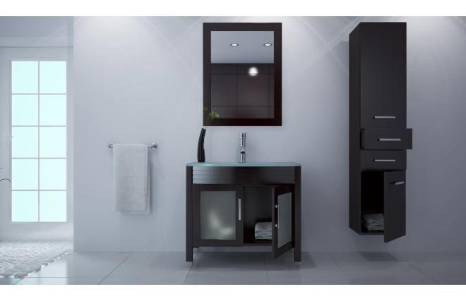 Vous recherchez une décoration à la fois nature et design, pour - Meuble De Salle De Bain Sans Vasque