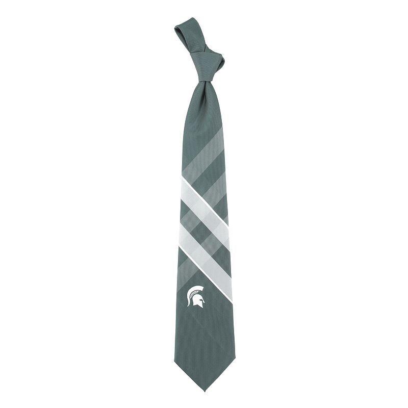 Adult Ncaa Grid Tie, Green