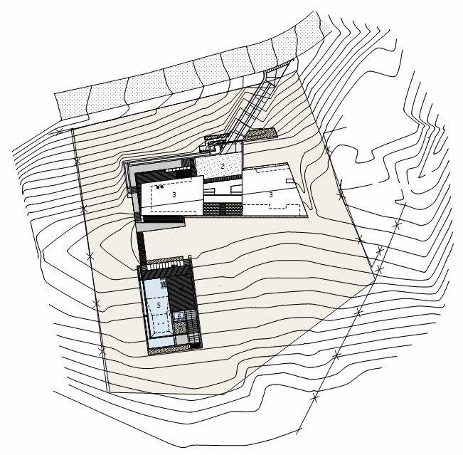 Gallery Of Genius Loci Bates Masi Architects 14 Genius Loci Architect Site Plan