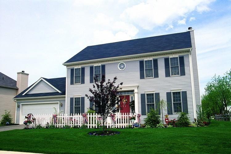 Wonderful House Plan 402 00325 Colonial Plan: 1,933 Square Feet, 4 Bedrooms, 2.5  Bathrooms