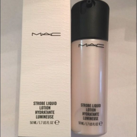 Mac Strobe Liquid Lotion! Exclusive! Sold Out!❤ NWT | Bonus, Of ...