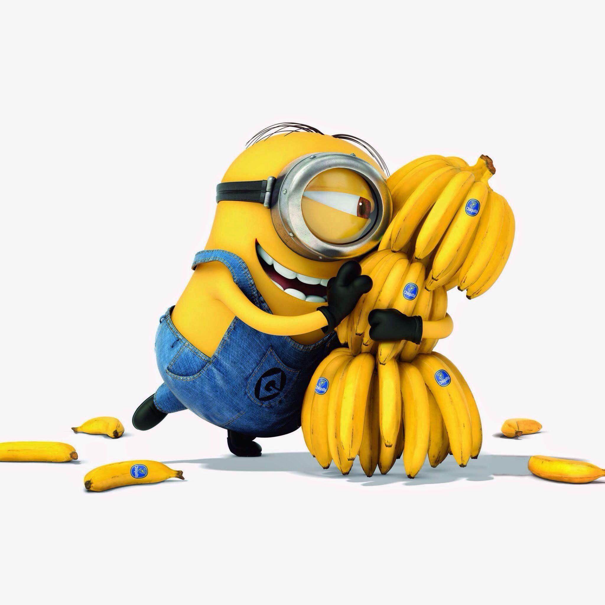 Inspirational Minion Banana Wallpaper Papel De Parede Minions Humor Minion Minions