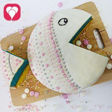 Fisch Kuchen für die Meerjungfrauen Party - balloonas - Nachtisch #balloonas #die #Fisch #für #Küchen #Meerjungfrauen #Nachtisch #party