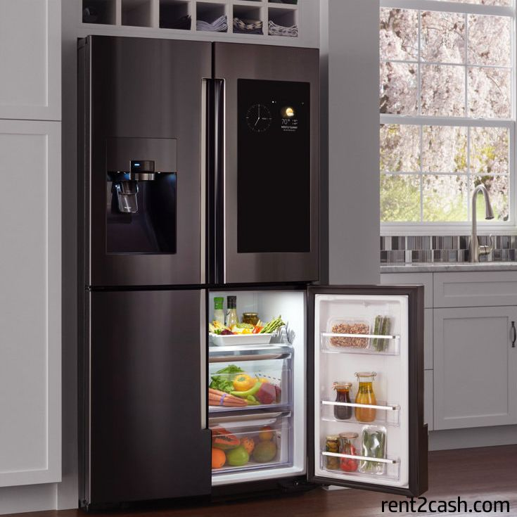 Rent A Fridge In Any Places Of India Including Gurgaon Through Rent2cash As  Per Your Requirement