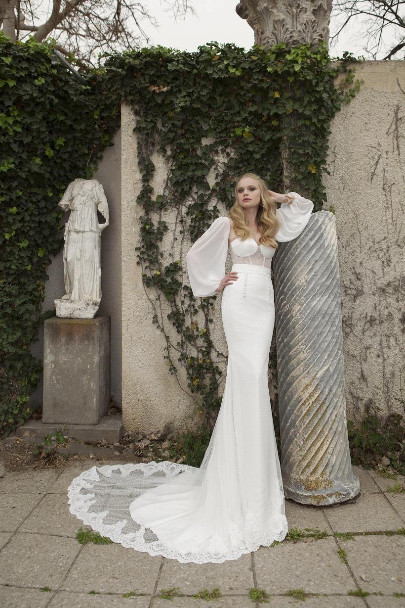 Top Israeli Wedding Dress Designers to Crush On: Simijan Bozalgo ...