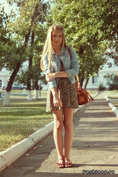 Платья на девушку 19 лет