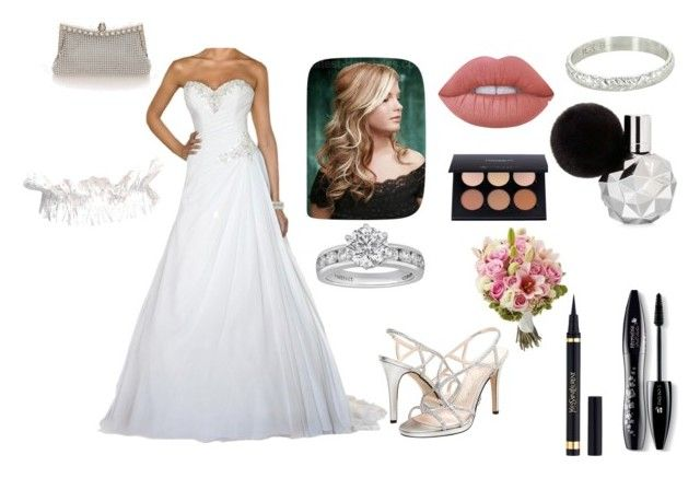 Wedding Day By Oliviagl On Polyvore Featuring Caparros Tiffany Co