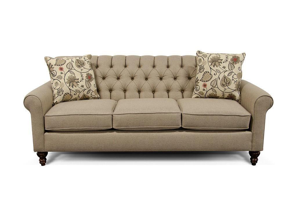 England Sofa 2V05