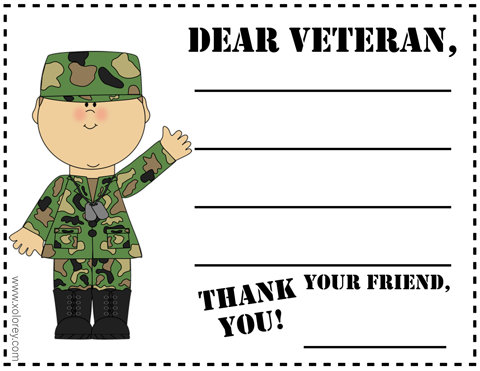 Page Not Found Veterans Day Activities Military Kids Military Crafts [ 1275 x 1650 Pixel ]