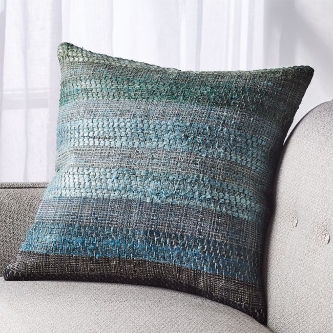 Pillow with Feather Down Insert