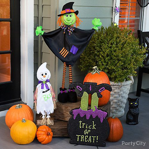 Let everyone know your house is the place to be with Party City\u0027s - decorations to make for halloween