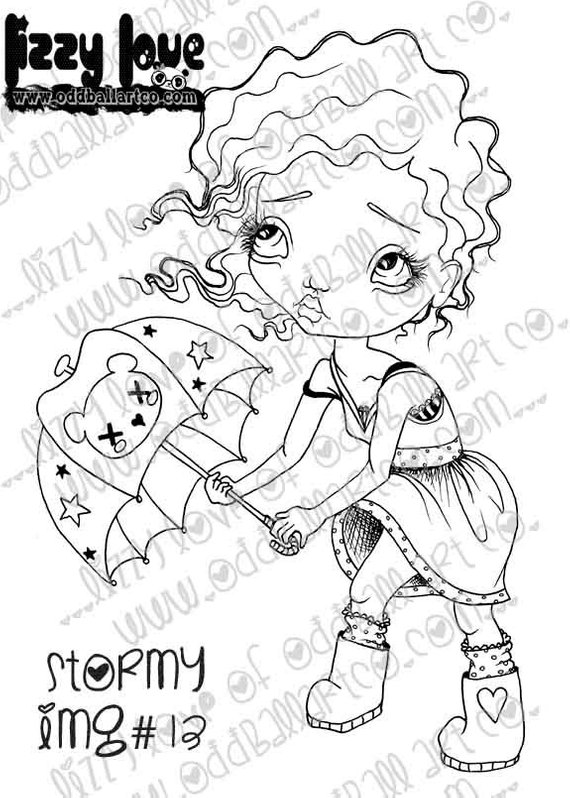 Eyes Reference Guide Coloring Pages