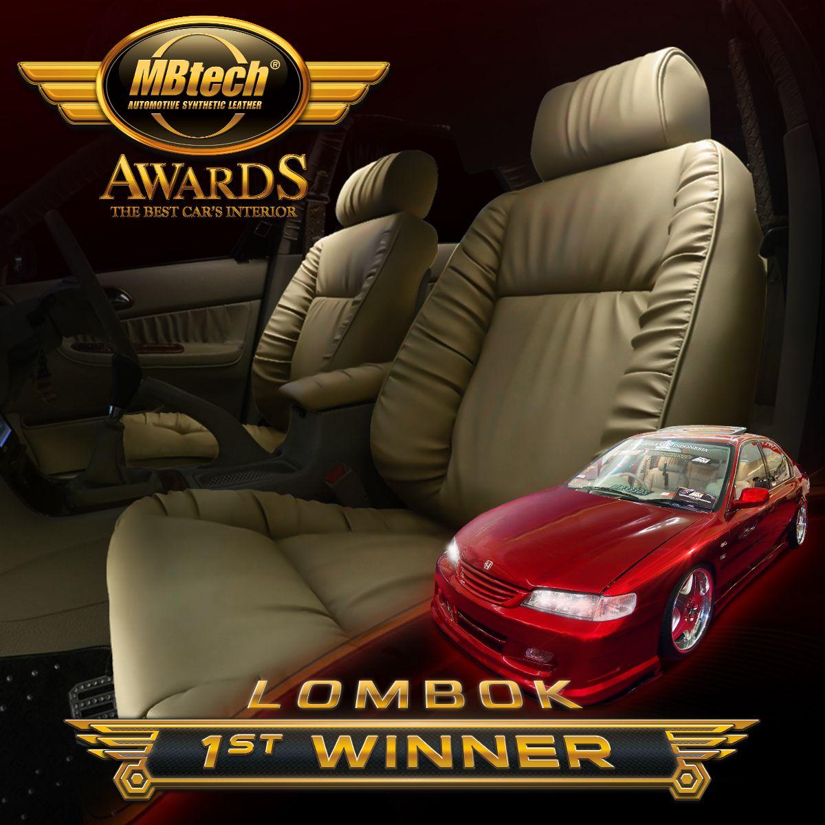 The 1st Winner Mbtech Awards Iam Mbtech Lombok