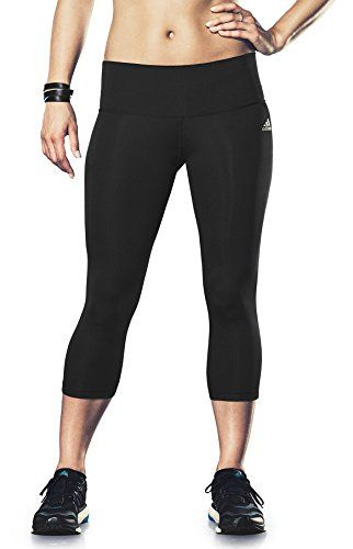 adidas Performance Women's Performer Mid-Rise 3/4 Tights