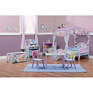 Disney Tinkerbell Fairies Room In A Box Bundle For My