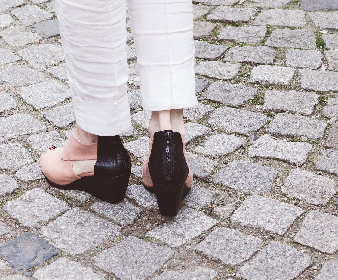 watch 43068 cef20 Arche Damen-Sandale Egwane rosa | Arche Shoes at MBaetz.com ...