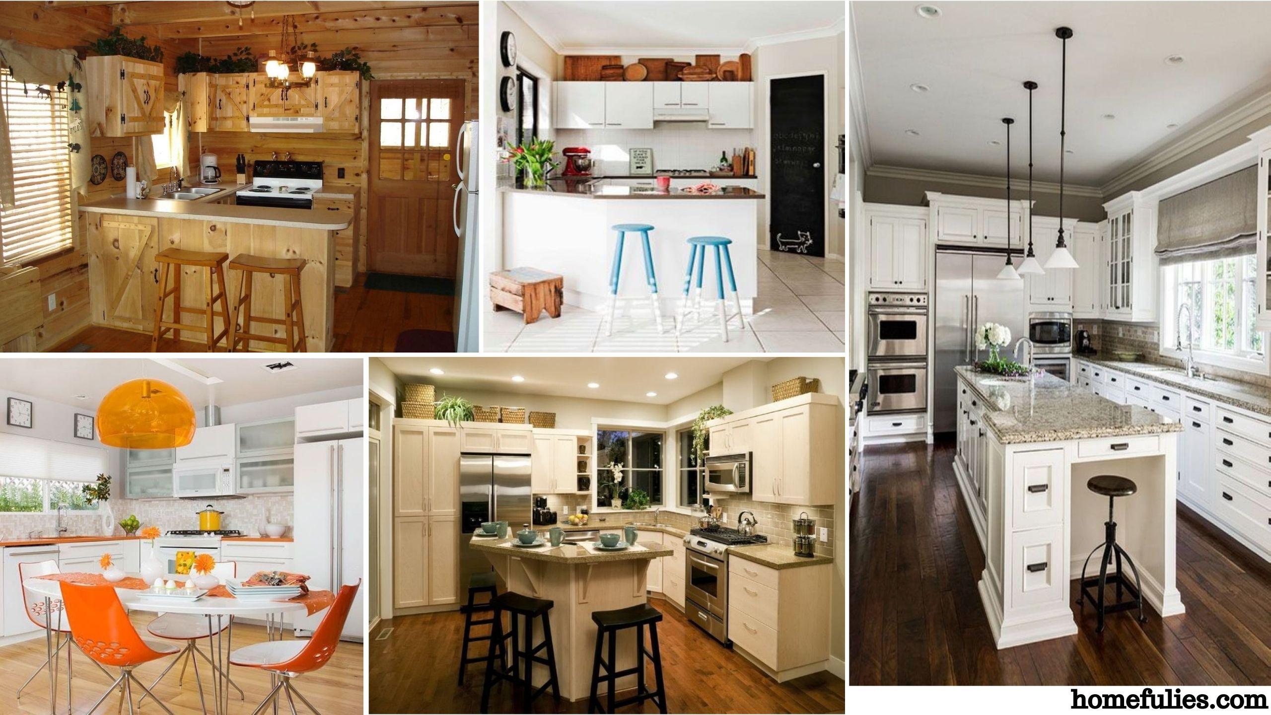 Amazing 36 Extraordinary Small Kitchen Design Ideas Httpshomefuliescomindex