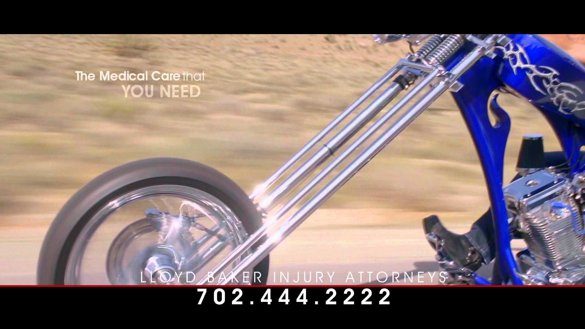 Injured in a car wreck? Call Attorney Lloyd Baker at 702-444
