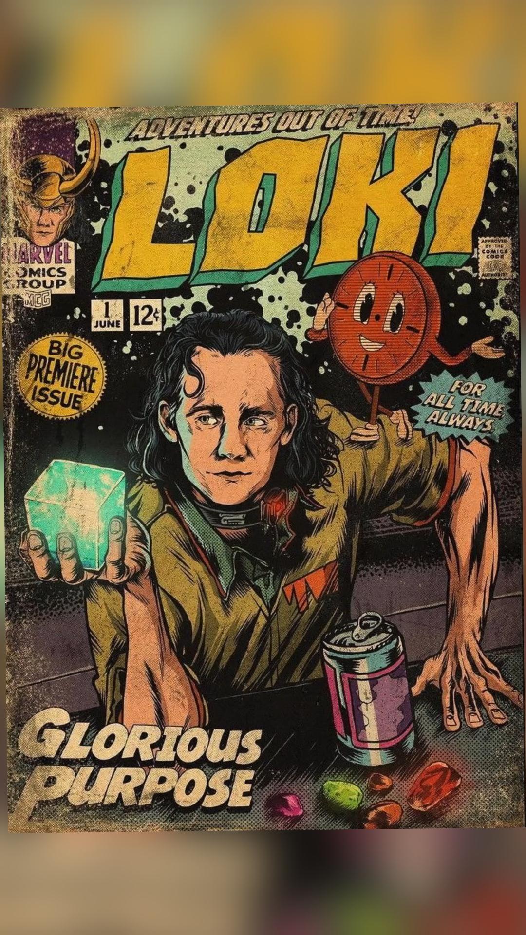 more comic posters<333