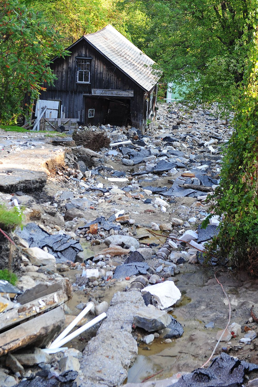 History Of Vermont Natural Disasters