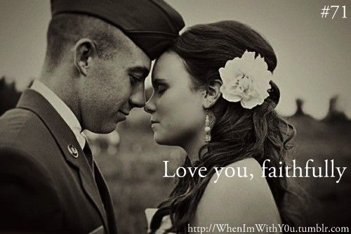 Faithfully.