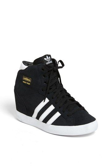dd8d7adfa7f adidas  Basket Profi  Hidden Wedge Sneaker (Women)