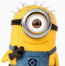 oneeyed minion tophalf white background minions mad