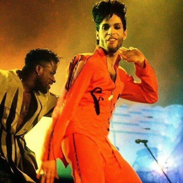 Prince - Diamonds and Pearls Era