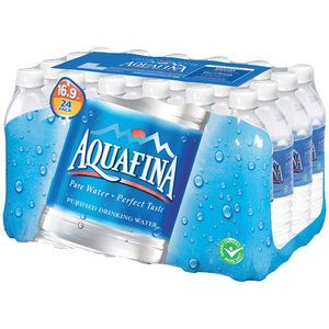 Aquafina Purified Water 16 9 Fl Oz Bottles 32 Count Walmart Com Fruit Infused Water Recipes Detox Infused Water Recipes Grocery Foods