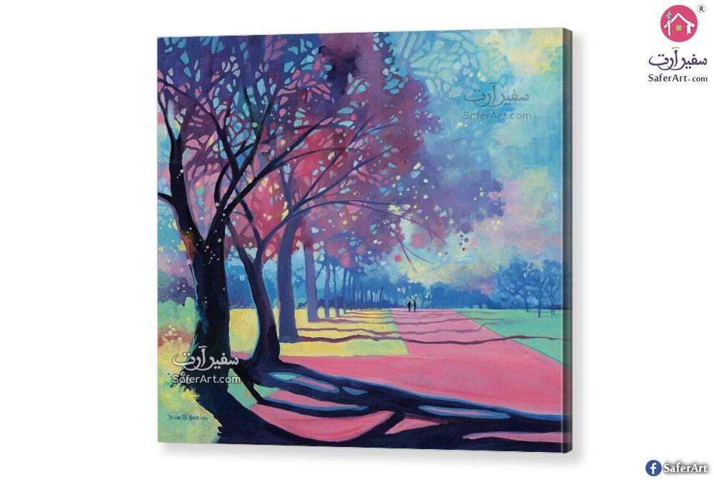 لوحة فنية رومانسية سفير ارت للديكور Art Art Prints Romantic Paintings