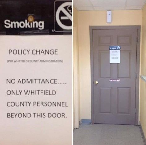 Animal shelter policy change 'No admittance…only