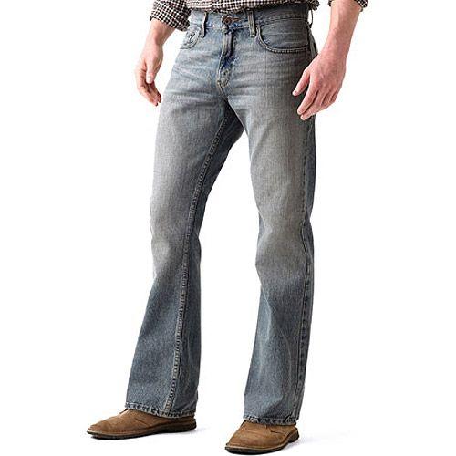 Low Bootcut Jeans   Mens jeans