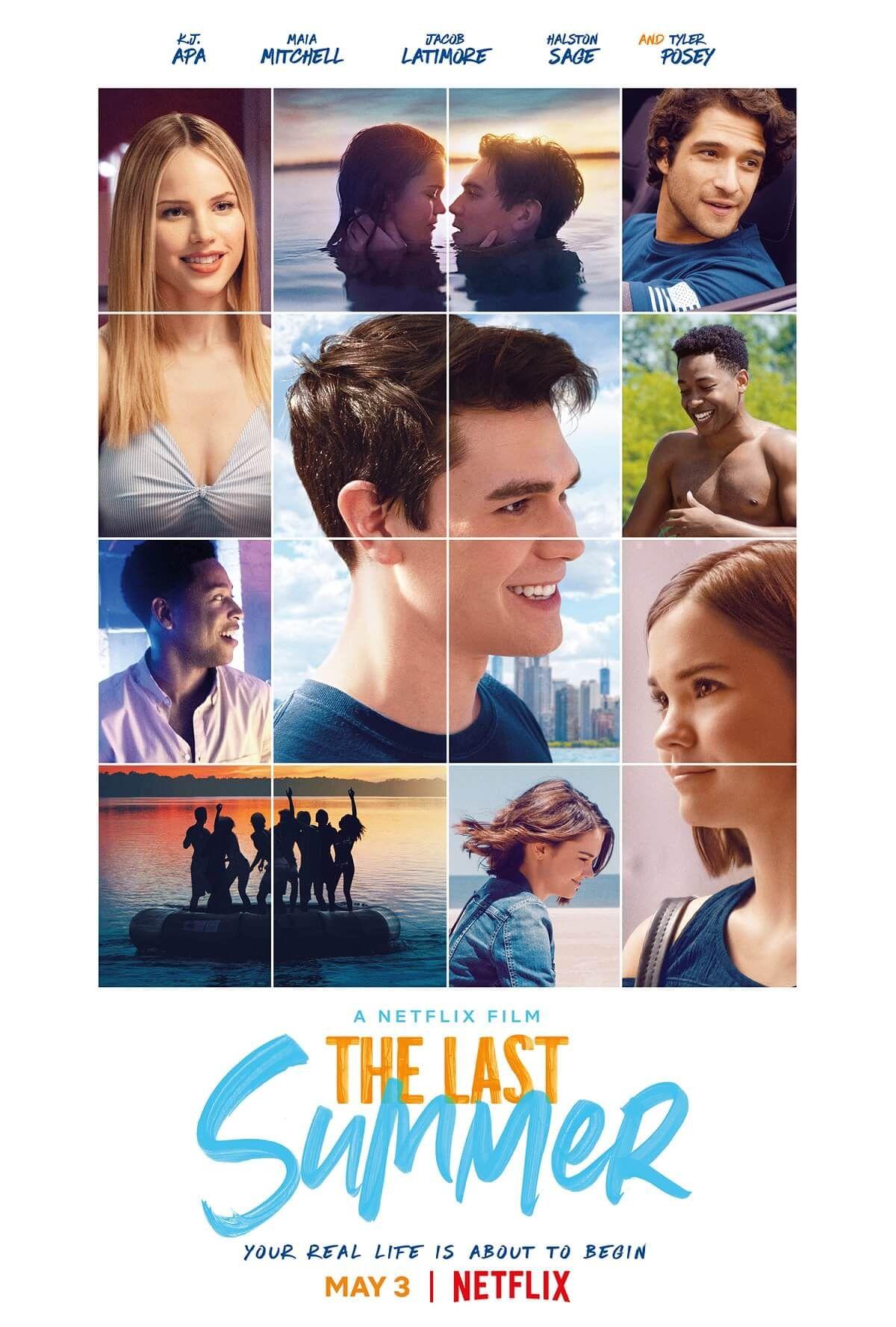 The Last Summer Trailer: KJ Apa, Maia Mitchell Star in the Romcom #netflixmovies