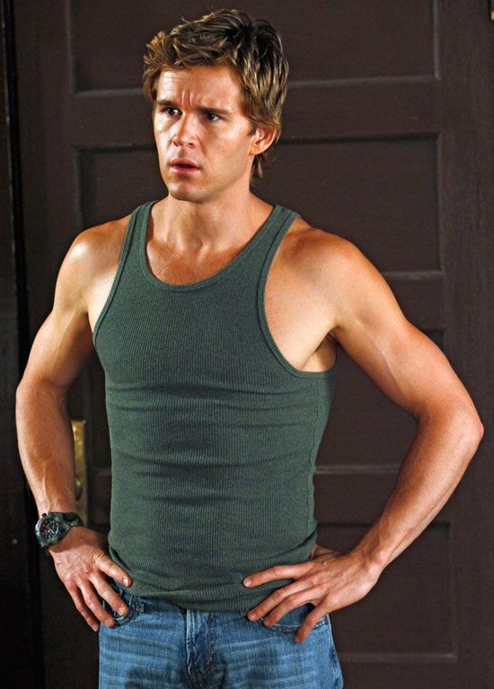 Some Guys Have It All Just As True Blood Ryan Kwanten The Irreplaceable Beauty Not Only Has The Looks And The Body He Also Has One Beautifully Sized