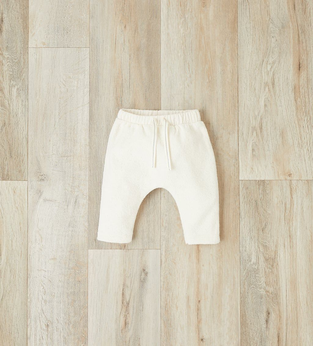 9234d32bb772 LONG TERRYCLOTH TROUSERS-NEW IN-MINI