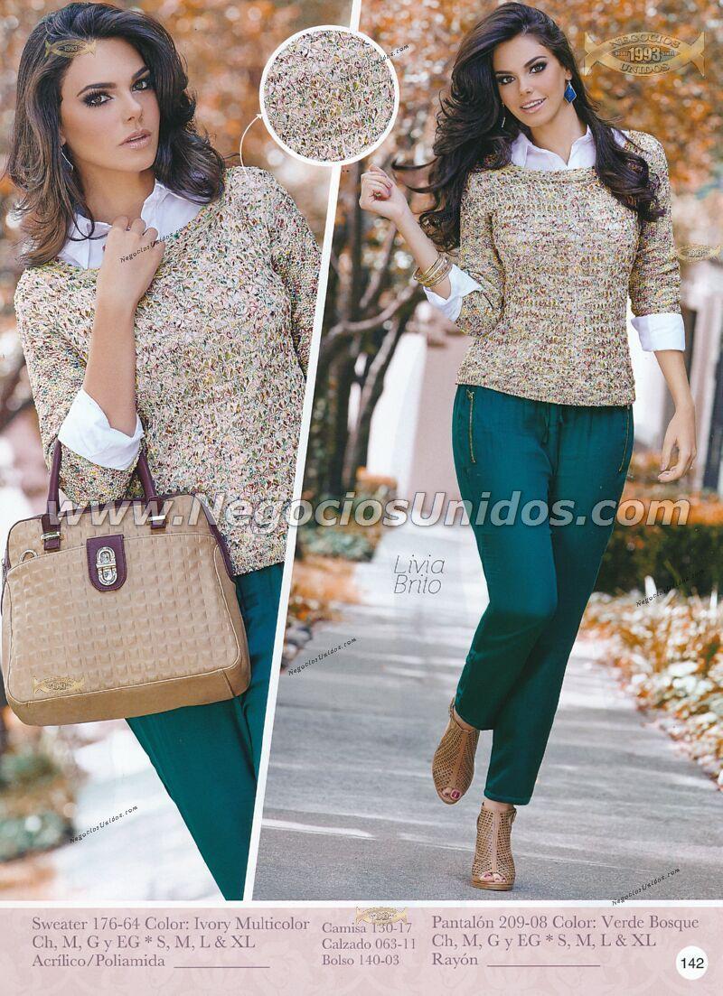7b474188 #300 Cklass Fashionline Coleccion Ropa Mujer - Catálogo Otoño / Invierno  2014 (143 of