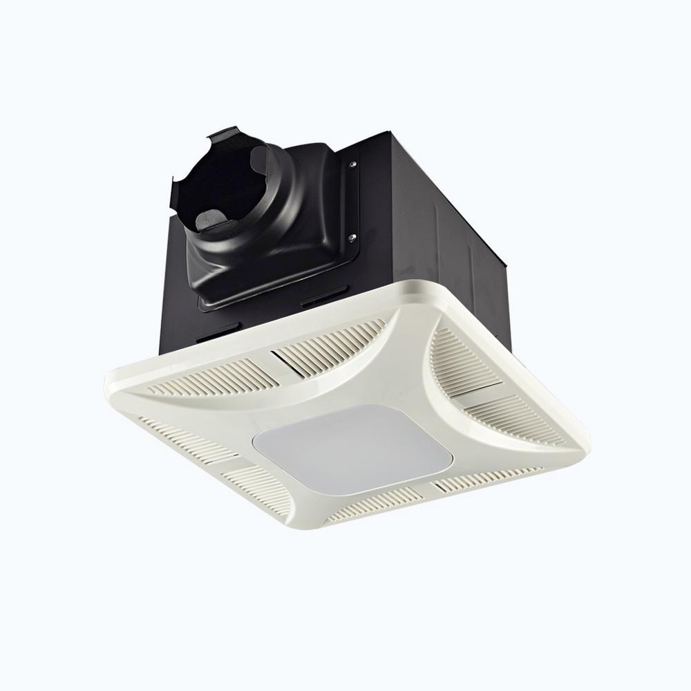 Lift Bridge Kitchen Bath Slim Profile Led Panel 110 Cfm Ceiling