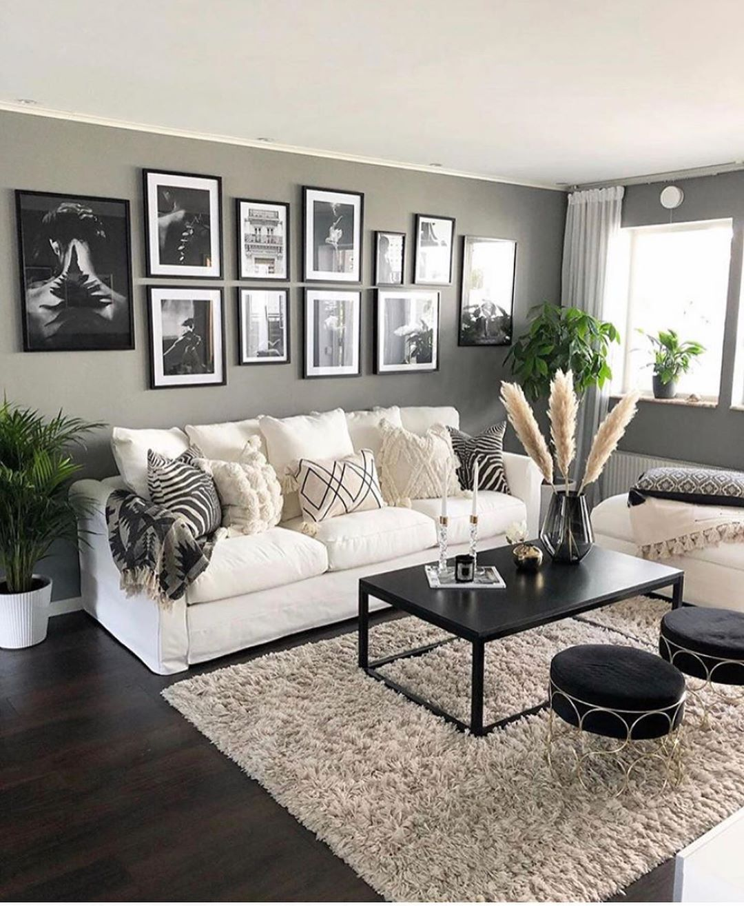 Beautiful Home Decor Inspiration The Welcoming Home Homedecor Livingroom Li Living Room Scandinavian Beautiful Living Rooms Decor Interior Design