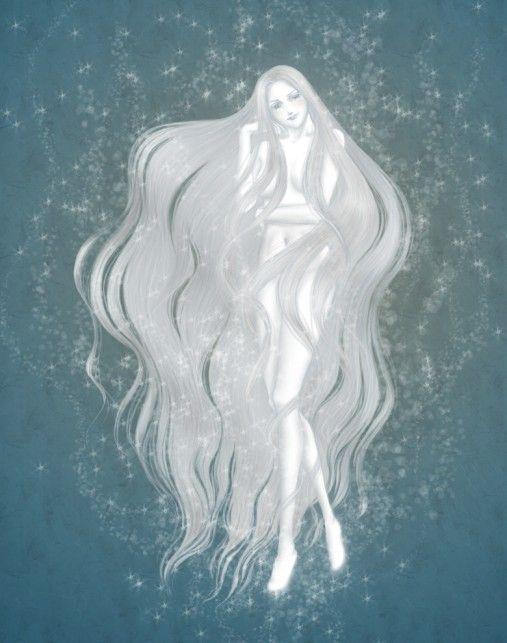 Origem Das Veelas Mythology Magical Creatures Legends And Myths