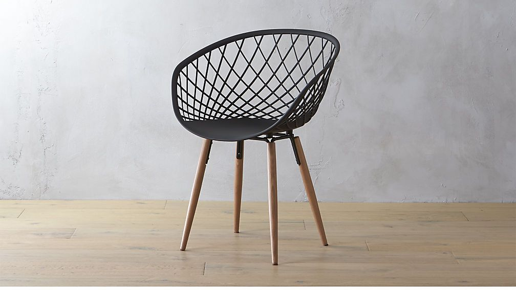 Sidera Crosshatch Side Chair Modern Dining Chairs Modern Chairs
