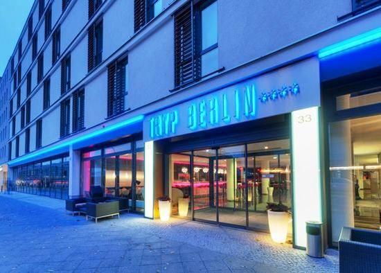 Discounthotel Worldwide Com Tryp Berlin Mitte Berlin Mitte Germany